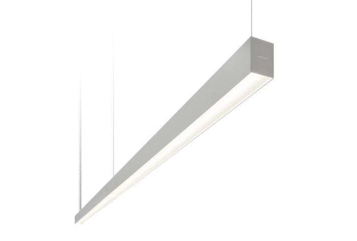 Philips Ledalite SP53 TrueLine Direct/Indirect Suspended Linear LED Fixture