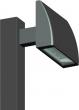 RAB 52 Watt LED Outdoor Area Light ALED52