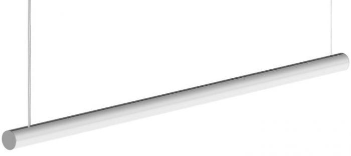 Image 1 of Finelite Muro-Circle T8 LED Ceiling Fixture MU-C