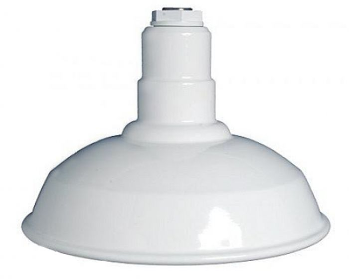 Alcon Lighting 15207 Clint Barn Light Series Architectural LED 15 Watt Round High Bay Fixture