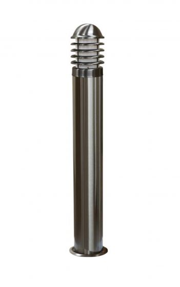 Alcon Lighting Bitta II 9048 Dome Stainless Steel 42 Inch LED Bollard Area Pathway Walkway Driveway Lighting