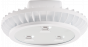Image 1 of RAB AISLED78 78 Watt LED High Bay Lighting Round Surface Mount Fixture