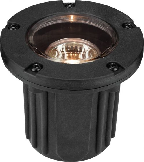 Alcon Lighting 9109 Henley Architectural Landscape LED 5 Inch Low Voltage Drive-Over Rated Marine Grade Well Light