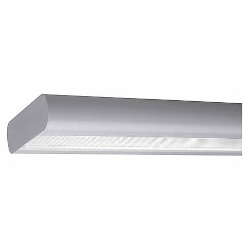 Finelite X1 Oval Fluorescent Hanging Drop Fixture SX1-O