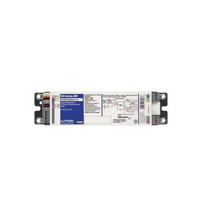 Lutron H3DT550GU210 Digital Dimming Ballast (2) 50 Watt Compact Fluorescent