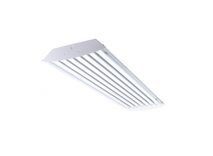 Alcon Lighting 15222-7 Infinum Architectural Commercial LED 7-Lamp Linear High Bay Direct Down Light Fixtures