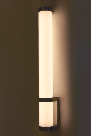 Image 1 of Alcon Lighting 11250 Hydrogen Vertical Architectural LED Wall Mount Linear Sconce