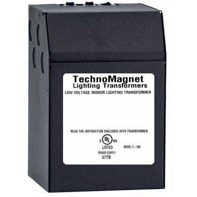 300W 12V DC 240V Indoor Dimmable LED DC Magnetic Transformer Driver TMC300S12DC240EU