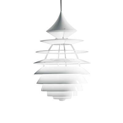 Louis Poulsen Lighting LP Centrum Pendant Light Fixture CEN-P