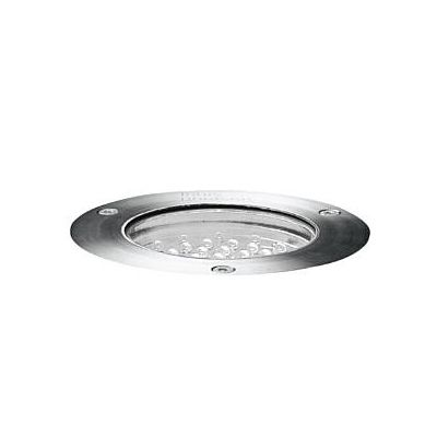 Louis Poulsen Lighting A/S Nimbus Clear LED Recessed In-ground Accent Lighting NIM-CLEAR
