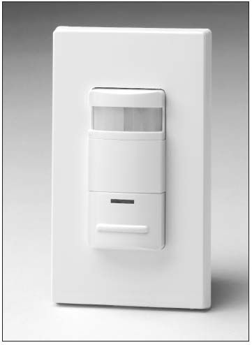 Leviton Manual-ON Occupancy Sensor