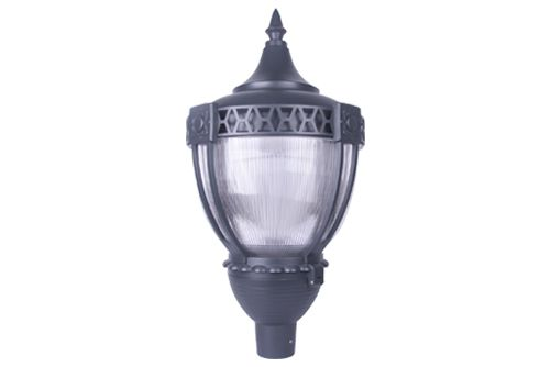 Image 1 of Alcon Lighting 11404 Basilica Architectural LED Post Top Light Fixture