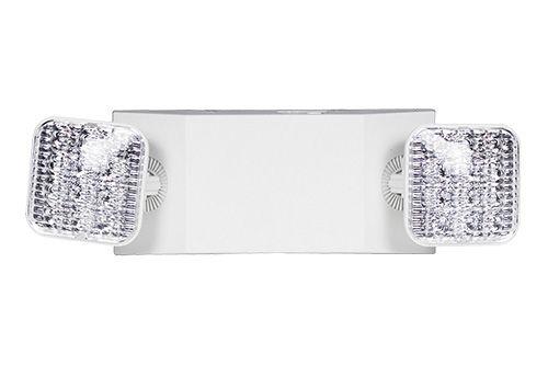 Alcon Lighting 16103 EMU I Architectural LED Dual Head Emergency Unit