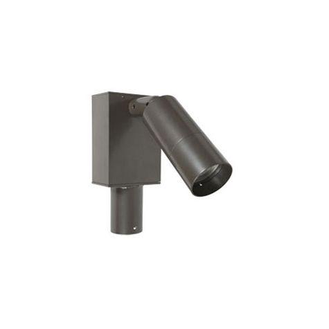 BK Lighting DE-LED Denali LED Outdoor Flood Light Pole or Tenon Mount