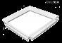 Image 3 of Alcon Lighting 14090 Skybox Architectural LED Regressed Edgelit LED Flat Sky Light Panel