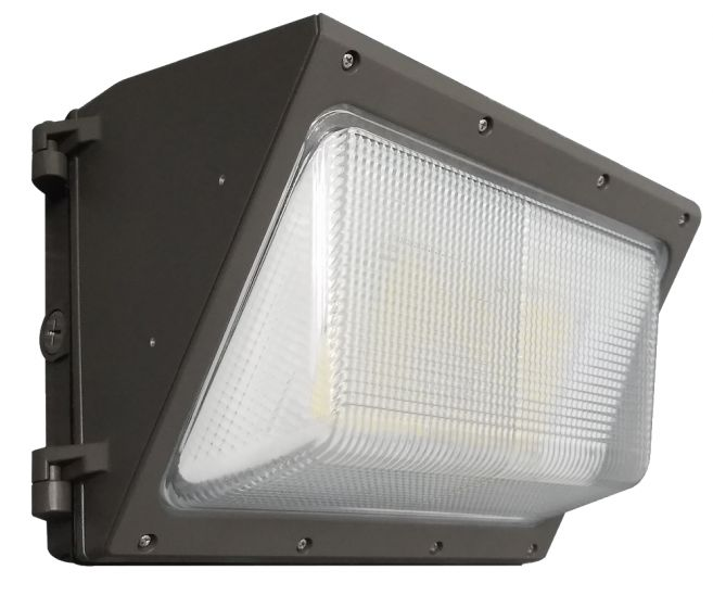 Image 1 of Alcon Lighting 11146 Architectural Outdoor LED Full Cut-off Wall Pack with Color Temperature Tuning | DLC Premium
