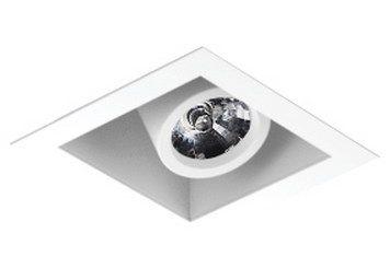 Image 1 of Intense Lighting MXRTR1 MX Recessed LED Multiple 1 Light + Frame + Housing
