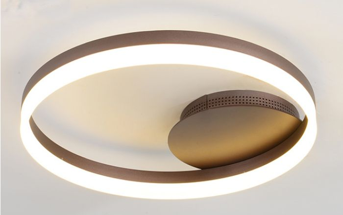 Image 2 of Alcon Lighting 12277-1 Redondo Architectural LED 1 Tier Ring Surface Mount | Color Temperature Switching