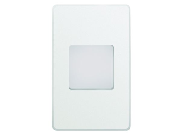 Image 1 of Alcon Lighting 9049 Ara LED Architectural Vertical Translucent Open Lens Recessed Pathway/Step Light