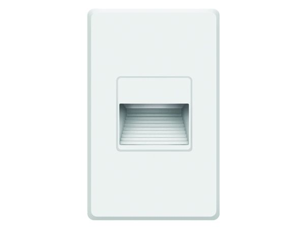 Image 1 of Alcon Lighting 9050 Ara LED Architectural Vertical Baffle Louver Recessed Pathway/Step Light