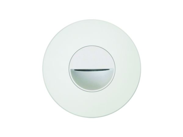 Image 1 of Alcon Lighting 9056 Ara LED Architectural Round Louvre Recessed Pathway/Step Light