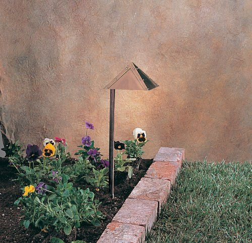 Image 1 of SPJ Lighting Forever Bright SPJ11-03 LED Copper Turtle Friendly Outdoor Path Light