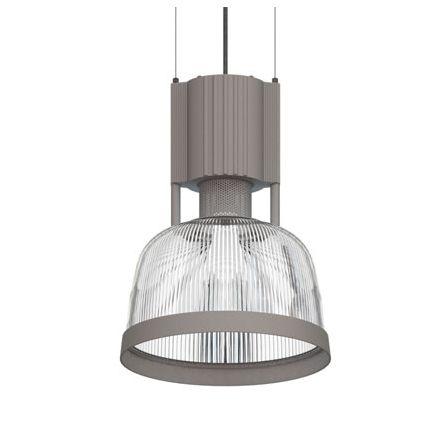 Image 1 of Alcon Lighting DP612 Potenza I Hybrid Fluorescent | Metal Halide Drop Down Commercial Pendant Light