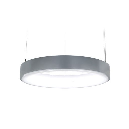 Delray Lighting 6704 Cylindro II Color LED with Opal Acrylic Diffuser 4 Feet