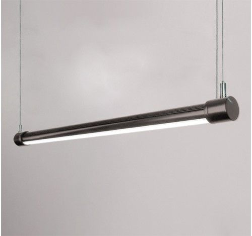 Image 1 of Luminii Lighting Teava S Round Linear Suspended Light Fixture