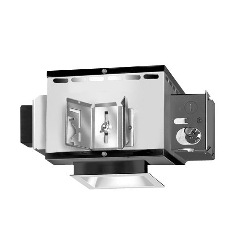 Image 1 of Kurt Versen B1236 4 Inch Square LED Recessed Light