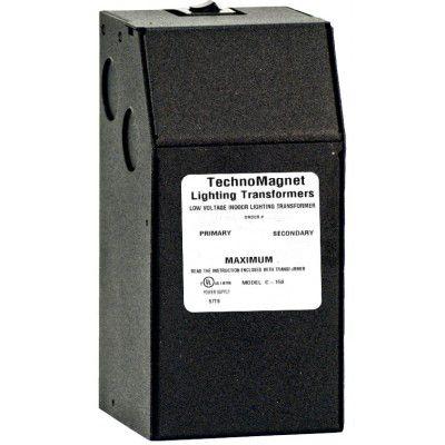 Image 1 of 75W 12V DC 240V Indoor Dimmable LED DC Magnetic Transformer Driver TMC75S12DC240EU