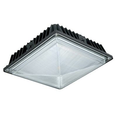 Image 1 of Alcon Lighting 16005 Phase Architectural LED 10 Inch Canopy Light Fixture