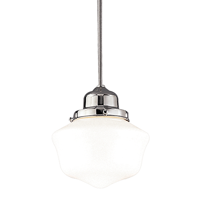 Image 1 of Hudson Valley Dawson 4621-PN Architectural LED Pendant Mount Light Fixture
