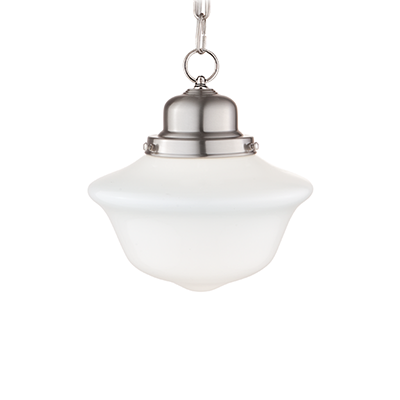 Image 1 of Hudson Valley Edison 1609-SN Architectural LED Pendant Mount Light Fixture