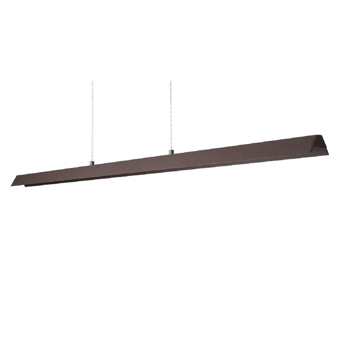 Alcon Lighting 12131 Linear Trapezium 5 Foot LED Pendant Mount Fixture