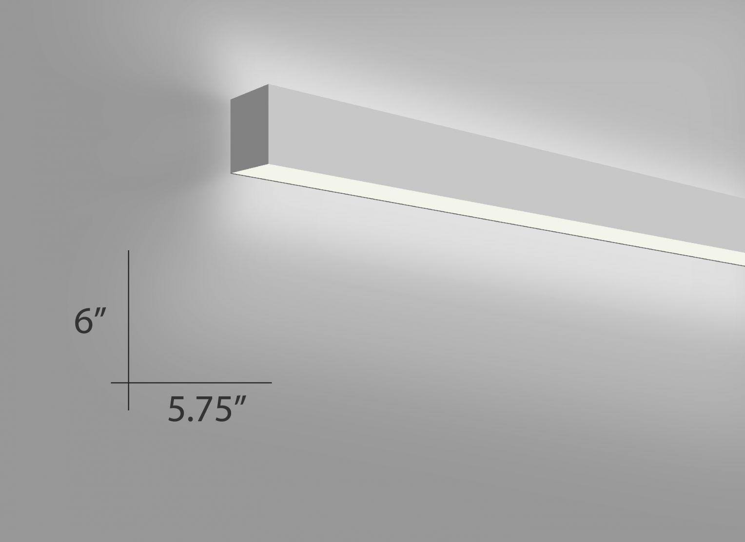 Alcon lighting beam 66 wall mount 6019 w architectural linear details the alcon lighting beam 66 wall mount aloadofball Choice Image