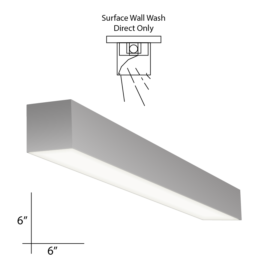 Alcon lighting 11106 4 sww beam 66 architectural led 4 foot linear alcon lighting 11106 4 sww beam 66 architectural led 4 foot linear surface mount down light fixture alconlighting asfbconference2016 Choice Image