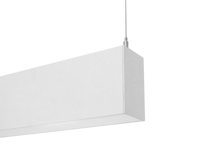 Bartco BSS260 Up/Down light Cable Suspended Linear LED | Alcon Lighting