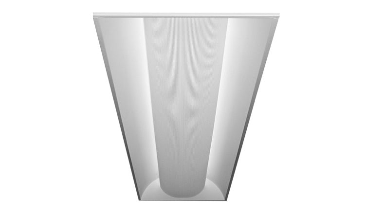 Focal Point Lighting FLUL 14 Luna 1x4 LED Recessed Troffer Fixture