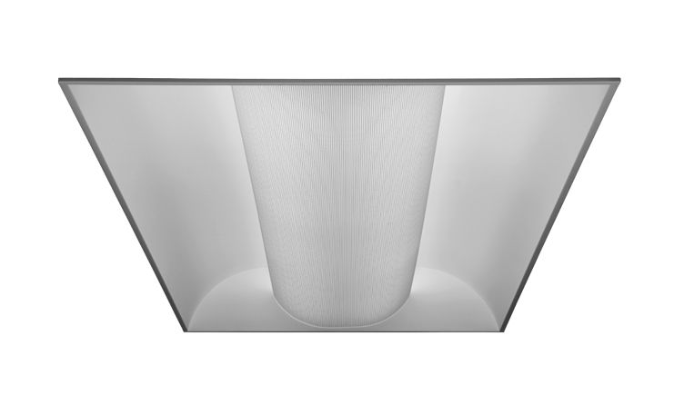 Nice Focal Point Lighting FLUL 24 Luna 2x4 LED Recessed Troffer Fixture