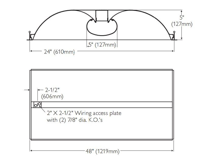 wire diagram for leds troffers diagram  u2022 mifinder co