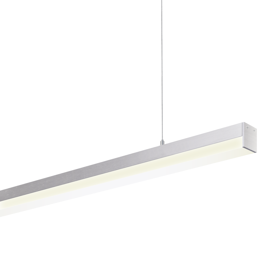 Alcon lighting slim 12123 architectural led linear suspended direct installation instructions arubaitofo Images