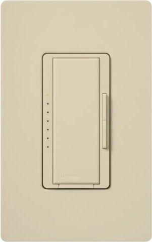 Lutron Maestro Vacancy Sensor 600 Watt Multi-Location Dimmer