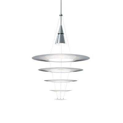 Louis Poulsen Lighting Enigma 545 Pendant Light Fixture ENIG-545-P