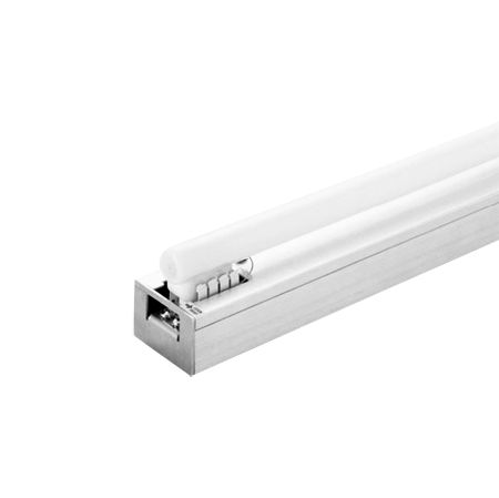 Alcon Lighting 6024 Aeon Architectural Linear Fluorescent Light Fixture with Lamp