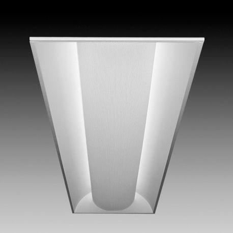 Focal Point Lighting FLUB14B Luna 1x4 Architectural Recessed Fluorescent Fixture