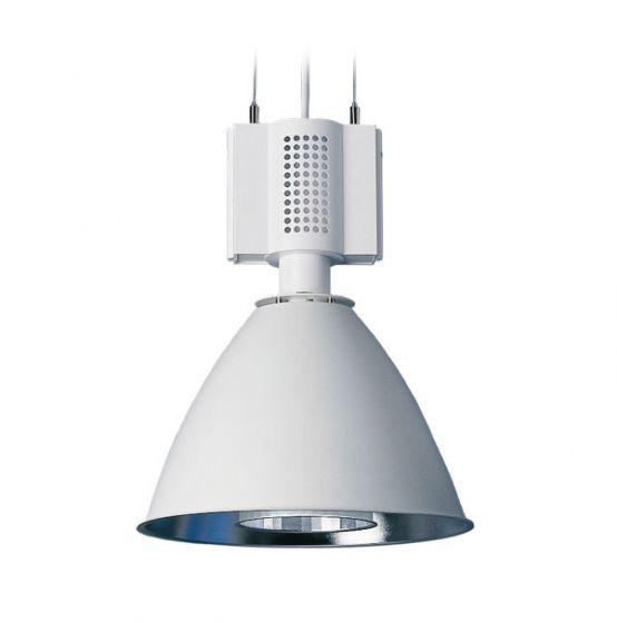 Delray Lighting 245 Aspect Metal Reflector Fluorescent Architectural Pendant