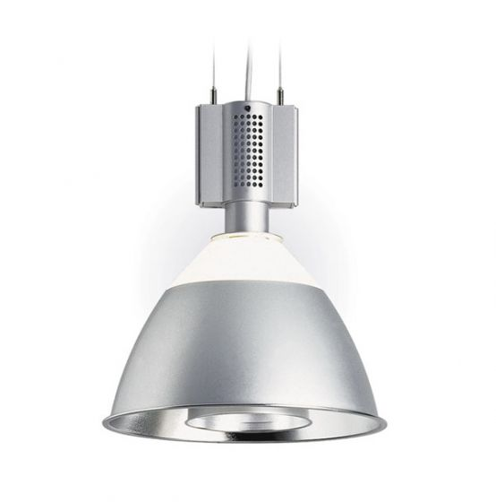 Delray Lighting 271 Aspect Metal Reflector Metal Halide Architectural Pendant with Uplight