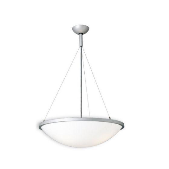 Delray 3802 Q-Uplight 4-Lamp Compact Fluorescent Pendant