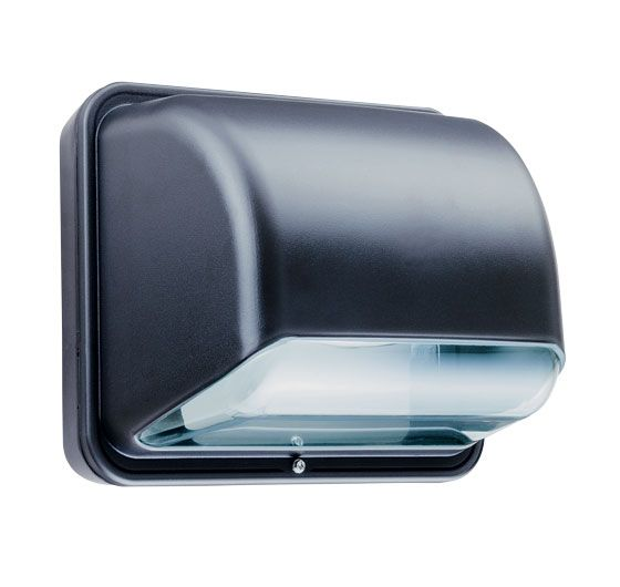 Alcon Lighting D445-LED Mini Full Cutoff Outdoor LED Wallpack